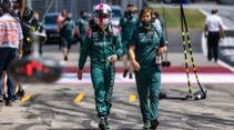 Sebastian Vettel - Aston Martin - Formel 1 - GP Steiermark - 26. Juni 2021