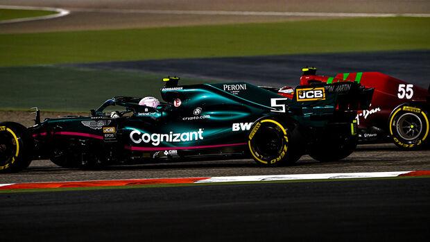 Sebastian Vettel - Aston Martin - GP Bahrain 2021