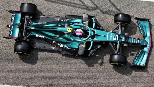 Sebastian Vettel - Aston Martin - GP Imola 2021