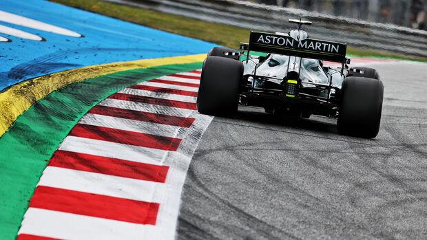 Sebastian Vettel - Aston Martin - GP Österreich 2021 - Spielberg