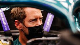 Sebastian Vettel - Aston Martin - GP Spanien 2021