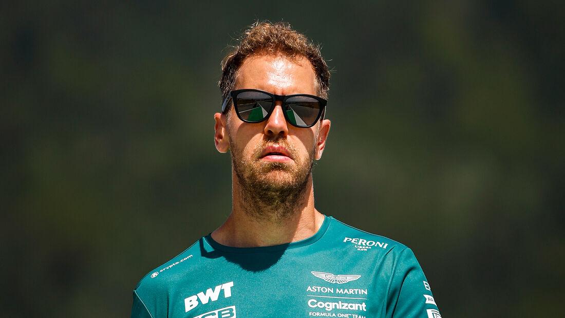 Sebastian Vettel - Aston Martin - GP Steiermark - Spielberg - 24. Juni 2021