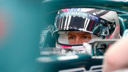 Sebastian Vettel - Aston Martin - GP USA 2021 - Austin - Qualifikation
