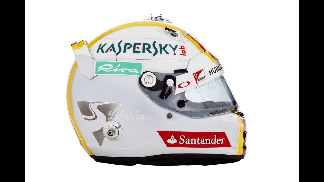 Sebastian Vettel - F1 - 2016 - Ferrari