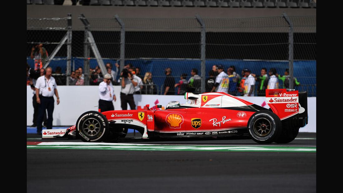 Sebastian Vettel - Ferrari - F1