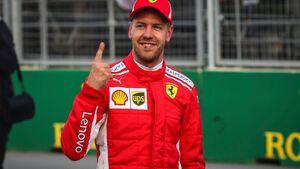 Sebastian Vettel - Ferrari - Formel 1 - GP Aserbaidschan - 28. April 2018