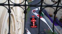 Sebastian Vettel - Ferrari - Formel 1 - GP Aserbaidschan - 29. April 2018