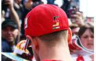 Sebastian Vettel - Ferrari - Formel 1 - GP Australien - 12. März 2015