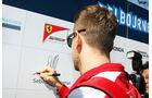 Sebastian Vettel - Ferrari - Formel 1 - GP Australien - 13. März 2015