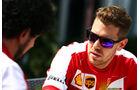 Sebastian Vettel - Ferrari - Formel 1 - GP Australien - Melbourne - 14. März 2015