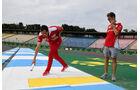 Sebastian Vettel - Ferrari - Formel 1 - GP Deutschland - Hockenheim - 28. Juli 2016
