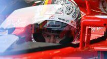 Sebastian Vettel - Ferrari - Formel 1 - GP England - 14. Juli 2017
