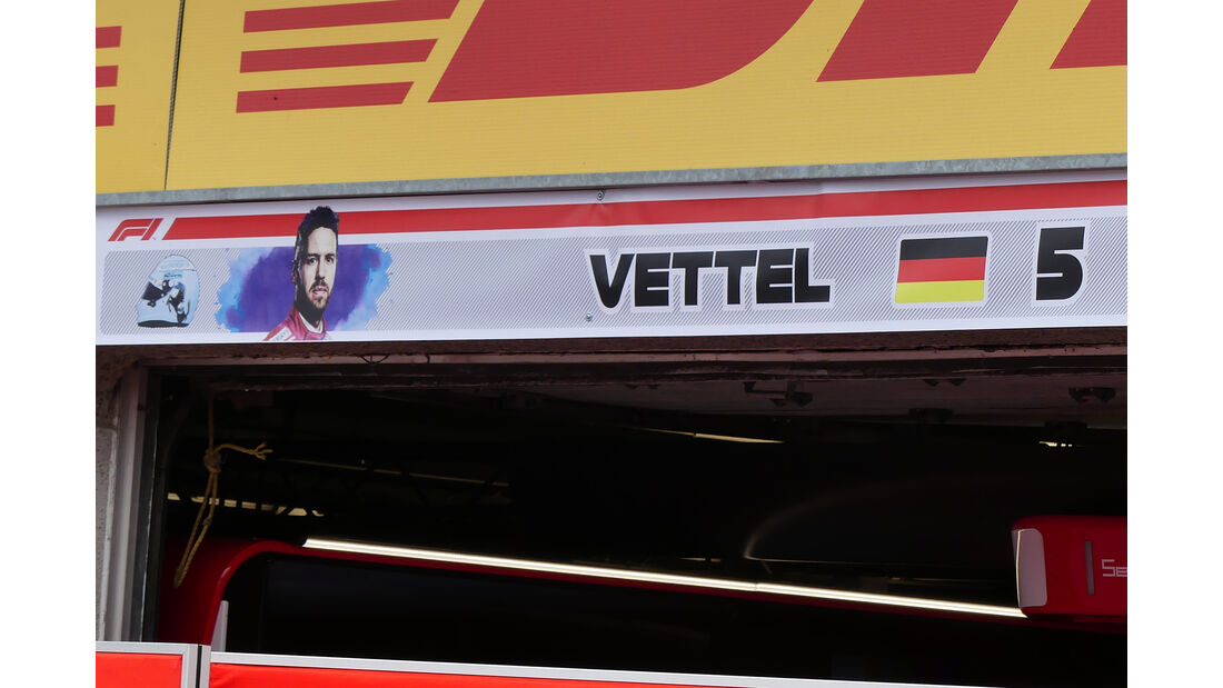 Sebastian Vettel - Ferrari - Formel 1 - GP Kanada - Montreal - 6. Juni 2018