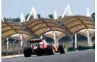 Sebastian Vettel - Ferrari - Formel 1 - GP Malaysia - Qualifying - 1. Oktober 2016