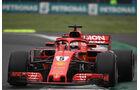 Sebastian Vettel - Ferrari - Formel 1 - GP Mexiko - 27. Oktober 2018
