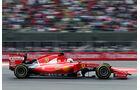 Sebastian Vettel - Ferrari - Formel 1 - GP Mexiko - 31. Oktober 2015