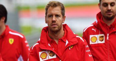 Sebastian Vettel - Ferrari - Formel 1 - GP Österreich - 28. Juni 2018