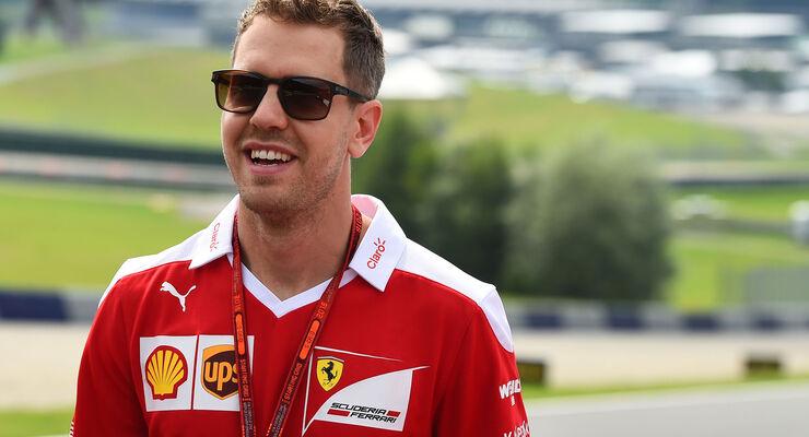 Sebastian Vettel - Ferrari - Formel 1 - GP Österreich - 30. Juni 2016