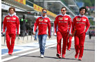 Sebastian Vettel - Ferrari - Formel 1 - GP Russland - 28. April 2016