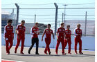 Sebastian Vettel - Ferrari - Formel 1 - GP Russland - Sochi - Donnerstag - 8.10.2015