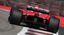 Sebastian Vettel - Ferrari - Formel 1 - GP Russland - Sotschi - 29. April 2017