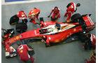 Sebastian Vettel - Ferrari - Formel 1 - GP Singapur - 16. September 2016