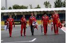 Sebastian Vettel - Ferrari - Formel 1 - GP Spanien - Barcelona - 11. Mai 2017