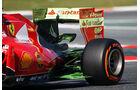 Sebastian Vettel - Ferrari - Formel 1 - GP Spanien - Barcelona - 8. Mai 2015
