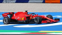 Sebastian Vettel - Ferrari - Formel 1 - GP Steiermark - Österreich - Spielberg - 10. Juli 2020