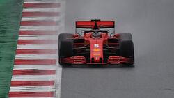 Sebastian Vettel - Ferrari - Formel 1 - GP Steiermark - Spielberg - Qualifying - Samstag - 11. Juli 2020