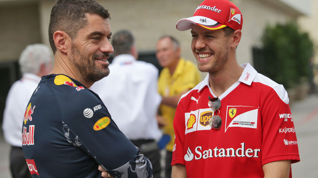 Sebastian Vettel - Ferrari - Formel 1 - GP USA - Austin - 20. Oktober 2016