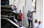 Sebastian Vettel - Ferrari  - Formel 1 - GP Ungarn - 21. Juli 2016