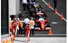 Sebastian Vettel - Ferrari - Formel 1 - GP Ungarn - 24. Juli 2016