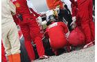 Sebastian Vettel - Ferrari - Formel 1-Test - Barcelona - 21. Februar 2015
