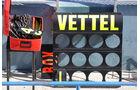 Sebastian Vettel - Ferrari - Formel 1-Test Jerez - 1. Febraur 2015