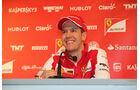 Sebastian Vettel - Ferrari - Formel 1-Test Jerez - 1. Februar 2015