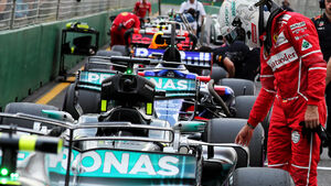 Sebastian Vettel - Ferrari - GP Australien - Melbourne - 25. März 2017