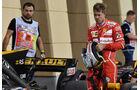 Sebastian Vettel - Ferrari - GP Bahrain 2017 - Qualifying