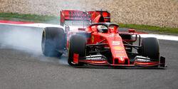 Sebastian Vettel - Ferrari - GP China 2019