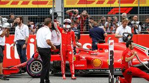 Sebastian Vettel - Ferrari - GP Deutschland 2018 - Hockenheim