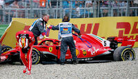 Sebastian Vettel - Ferrari - GP Deutschland 2018