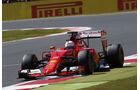 Sebastian Vettel - Ferrari - GP England - Silverstone - Freitag - 3.7.2015