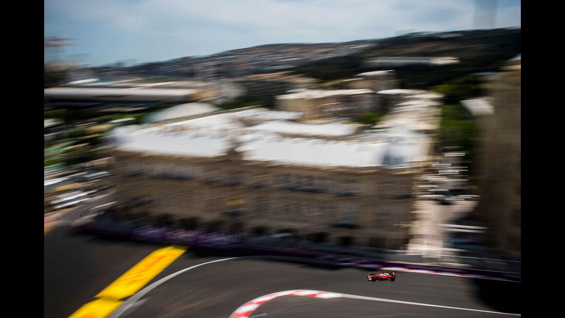 Sebastian Vettel - Ferrari - GP Europa 2016