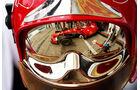 Sebastian Vettel - Ferrari - GP Italien - Monza - Freitag - 4.9.2015
