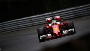 Sebastian Vettel - Ferrari - GP Kanada 2016 - Montreal - Qualifying