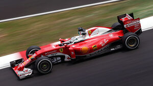 Sebastian Vettel - Ferrari - GP Malaysia 2016