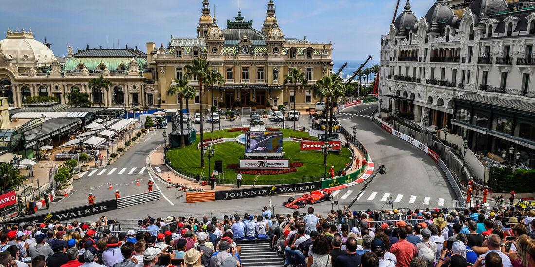 Sebastian Vettel - Ferrari - GP Monaco 2018