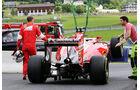 Sebastian Vettel - Ferrari - GP Österreich - Formel 1 - Freitag - 19.6.2015