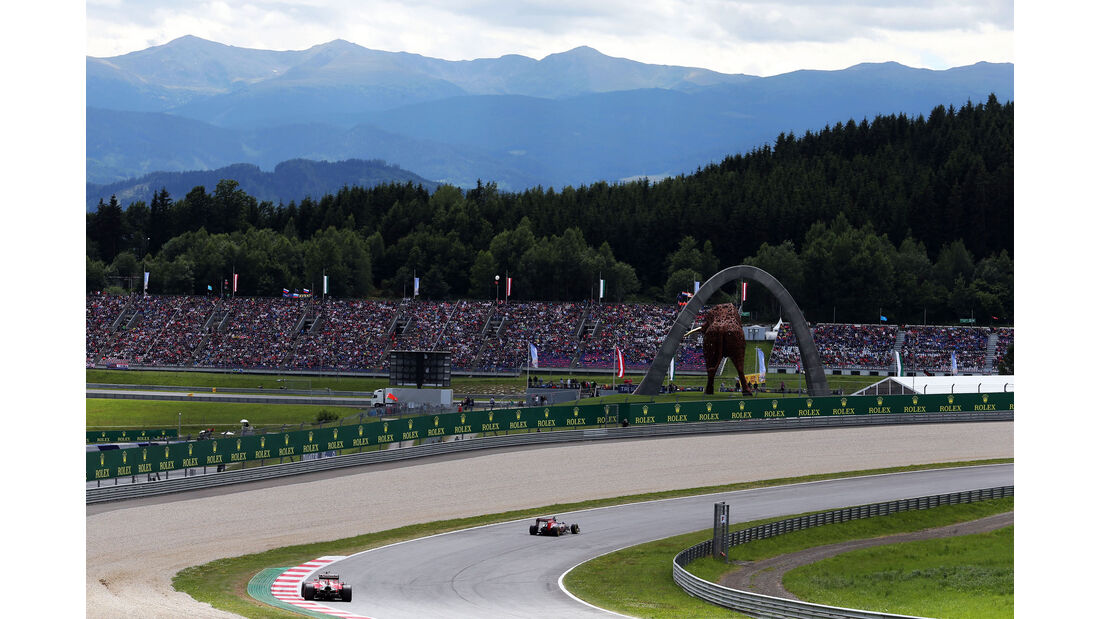 Sebastian Vettel - Ferrari - GP Österreich - Formel 1 - Sonntag - 21.6.2015