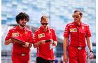Sebastian Vettel - Ferrari - GP Russland - Sotschi - Formel 1 - Donnerstag - 27.9.2018